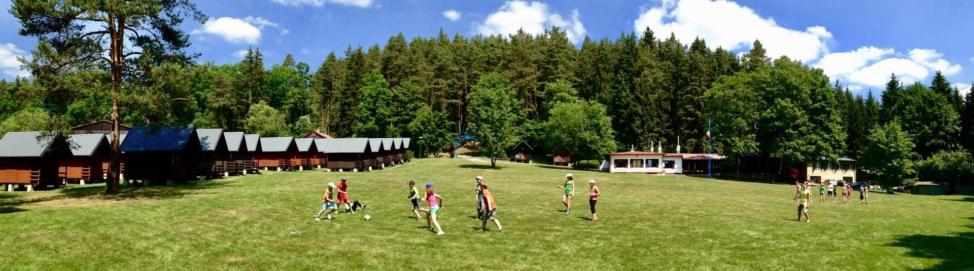 Syka Agency Letni Tabory Summer Time Camps